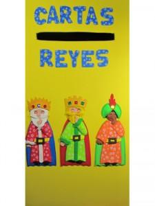 Buzón de los Reyes Magos